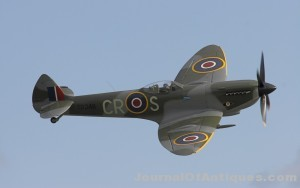 Ken's Korner: Restoration of Spitfire WWII plane takes 11 years
