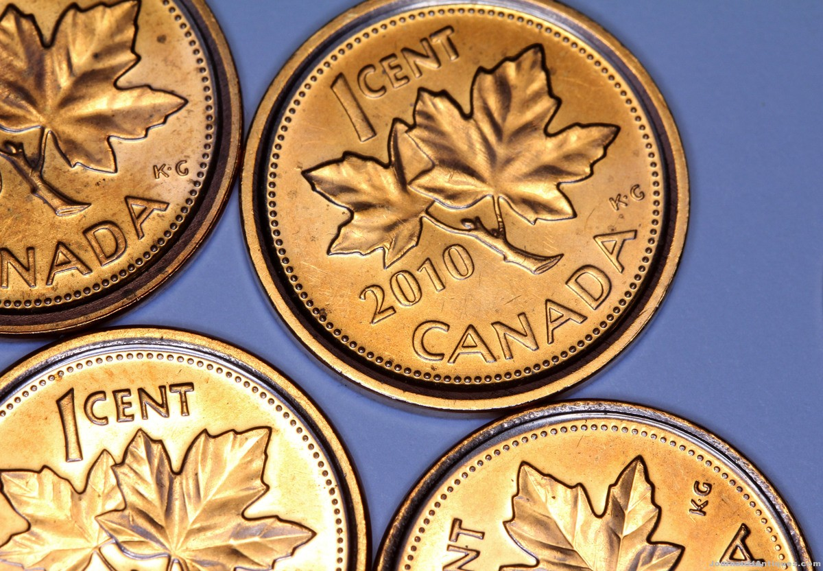 Ken's Korner: Canada eliminates the one-cent coin