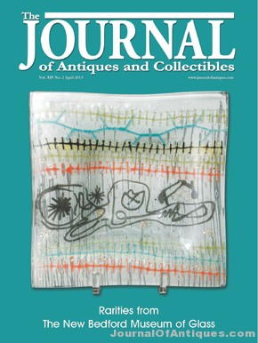 Journal of Antiques and Collectibles April 2013 Issue