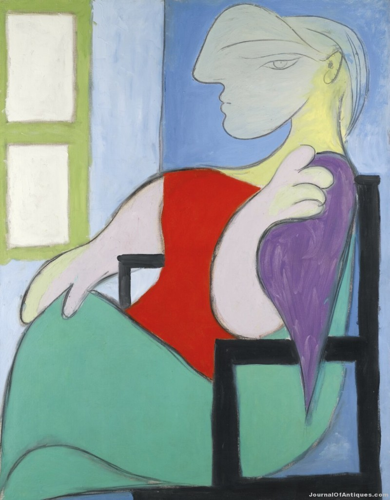 Pablo Picasso painting, $45 million, Sotheby's