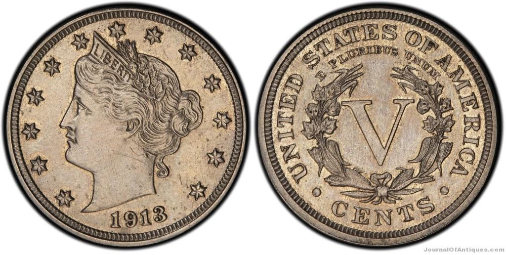 Ken's Korner: Rare 1913 nickel could fetch $5M