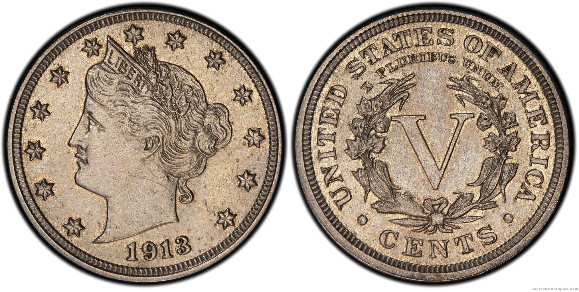 Ken's Korner: Rare 1913 nickel could fetch $5M