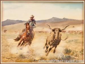 Borein California Vaquero – COVER