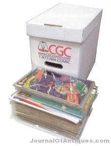 CGC box prop