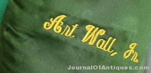 Ken's Korner: Court halts sale of '59 Augusta jacket