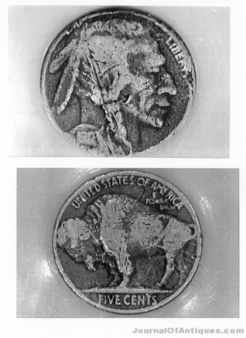 Ken's Korner: Man may own only 1912 buffalo nickel