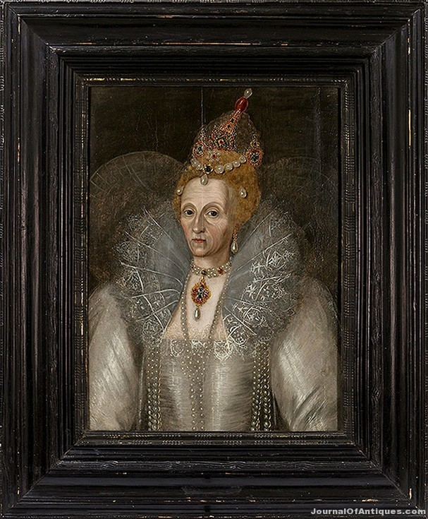 Ken's Korner: Queen Elizabeth I portrait from 1592