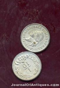 Confederate Coins