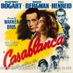 Casablanca poster, $107,550, Heritage
