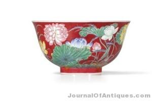Ken's Korner: Chinese lotus bowl sells for $9.5 million