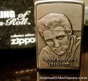The Celebrity Collector: Victor Alfieri - Zippo lighters