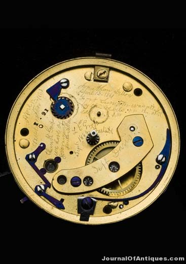 Ken's Korner: Lincoln's pocket watch carried a secret message