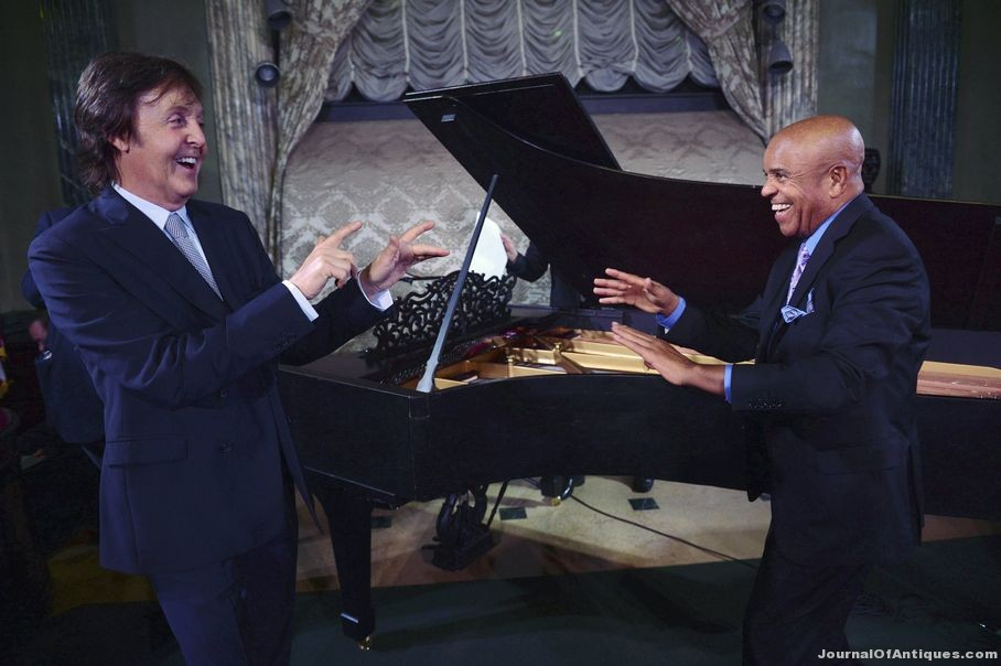 Ken's Korner: McCartney helps restore historic Motown Steinway