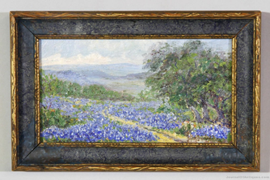 Miniature by Onderdonk, $15,600, Kaminski Auctions