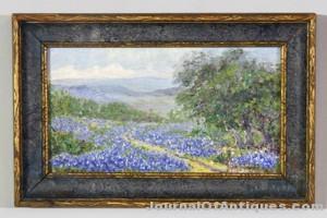 Miniature by Onderdonk, $15,600, Kaminski Auctions