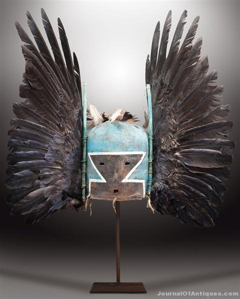 Ken's Korner: Sale of Hopi masks protested in France