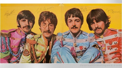 Ken's Korner: Signed Beatles album auctions for $290,500