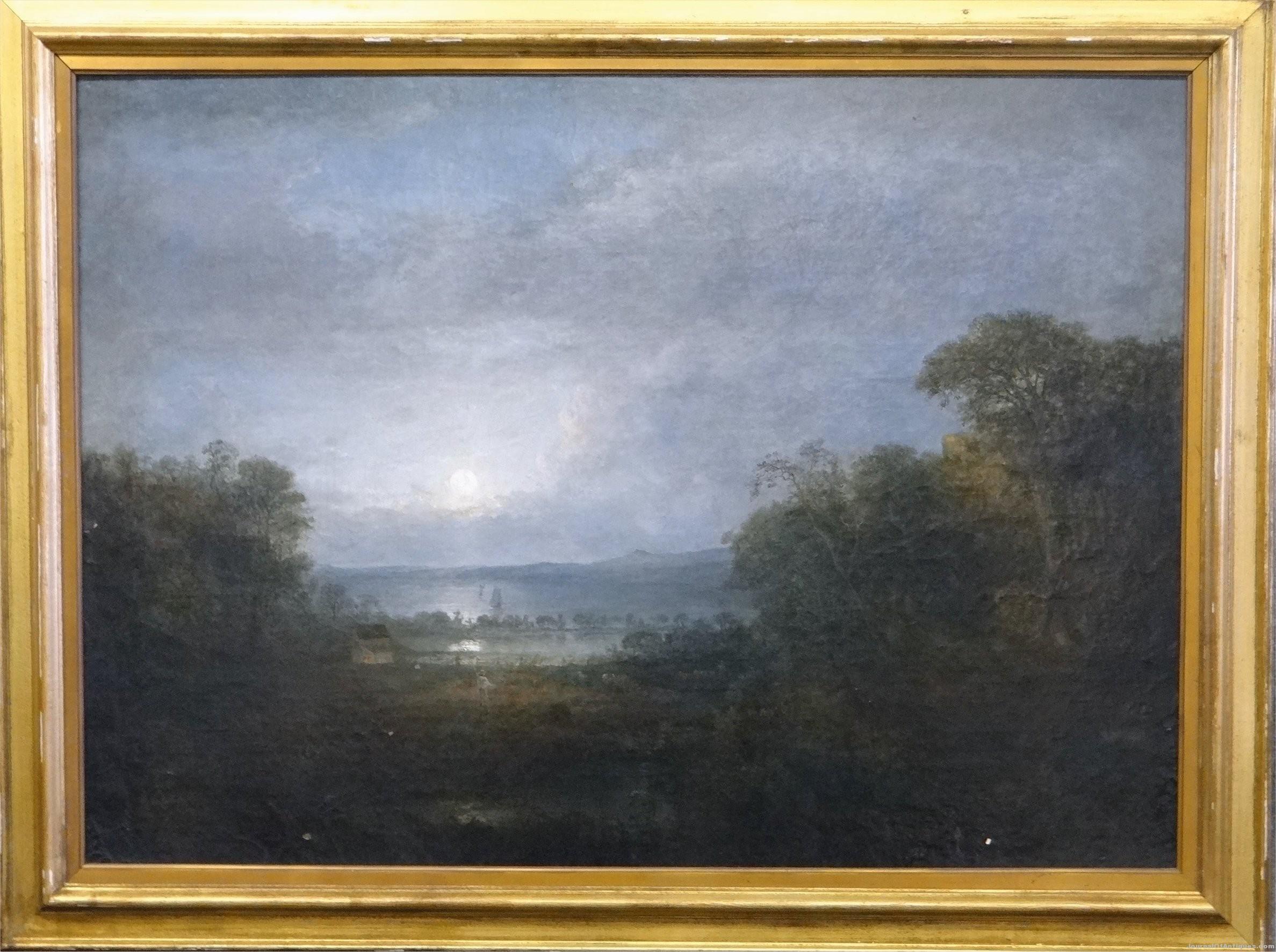 T. Doughty landscape, $14,950, Carlsen Gallery