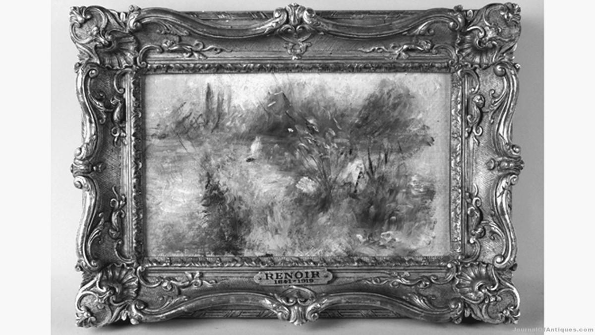 Ken's Korner: Who really owns this little Renoir?