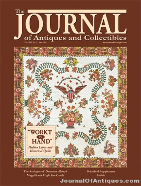 Journal of Antiques and Collectibles July 2013 Issue