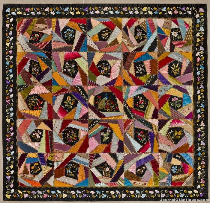 """Workt by Hand"" - Hidden Labor and Historical Quilts"