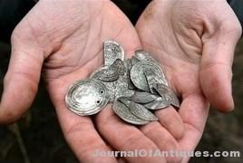 Ken's Korner: Danish teenager finds Viking coins