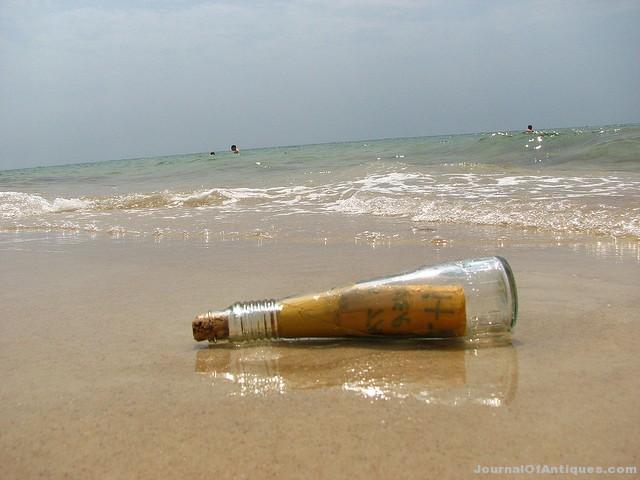 Ken's Korner: Fisherman finds world's oldest message in bottle
