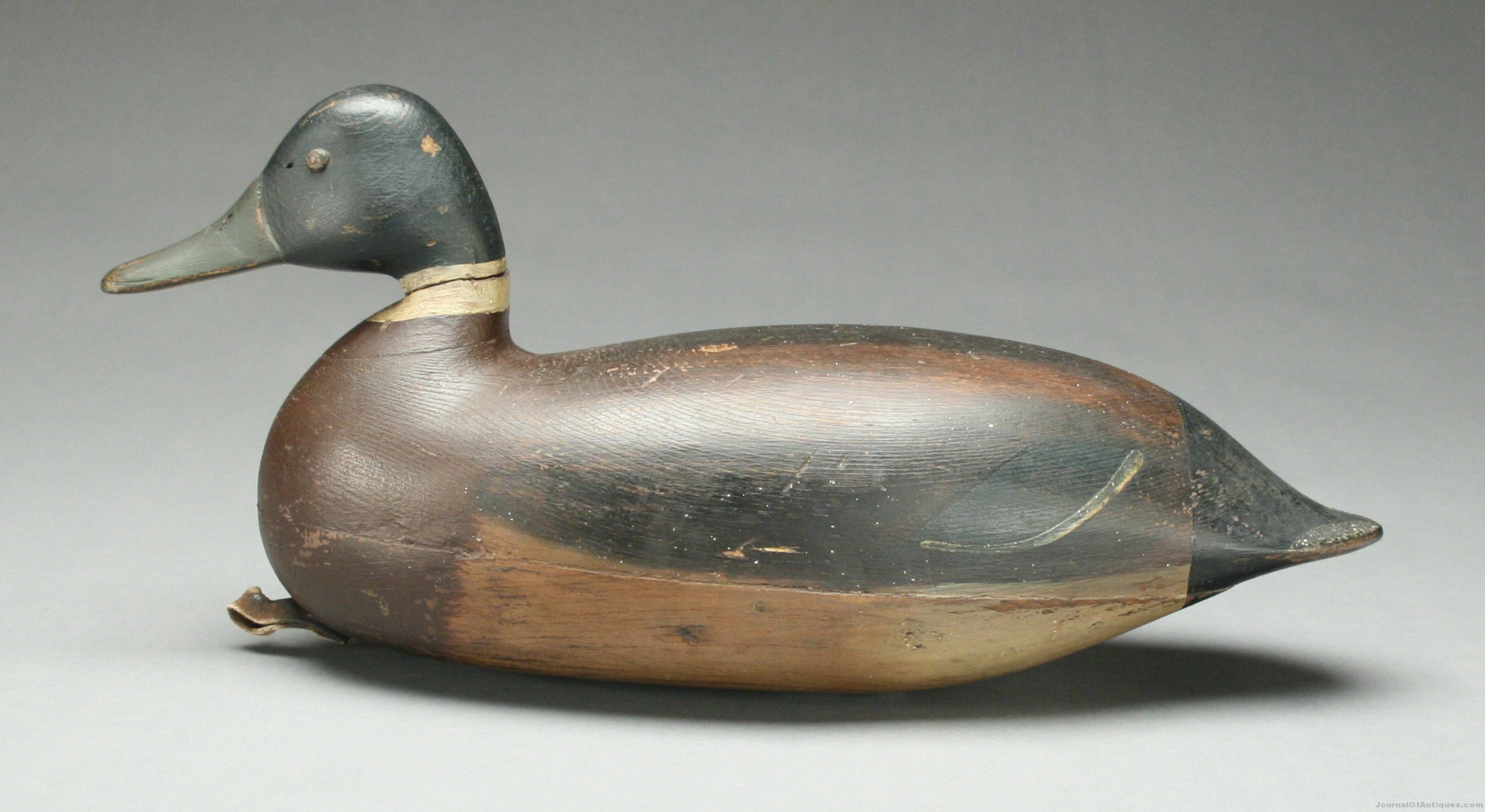Harry V. Shourds mallard, $98,900, Guyette, Schmidt