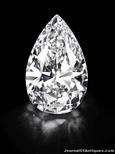 Ken's Korner: New record price paid for colorless diamond