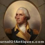 Portrait of Geo. Washington, $662,500, Heritage Auctions