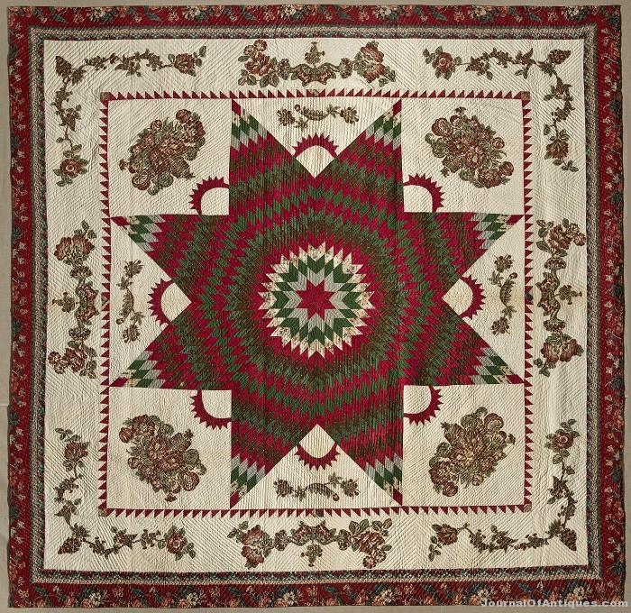 """""""Workt by Hand"""" - Hidden Labor and Historical Quilts"""