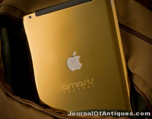 Ken's Korner: This gold-plated iPad costs more than $4K