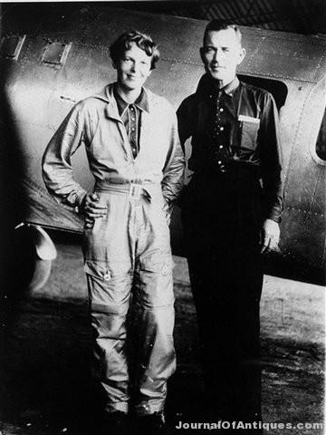 Ken's Korner: Amelia Earhart's airplane – found?