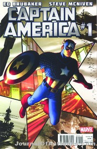 What's Old Is New Again: Captain America and Comic Book Reboots