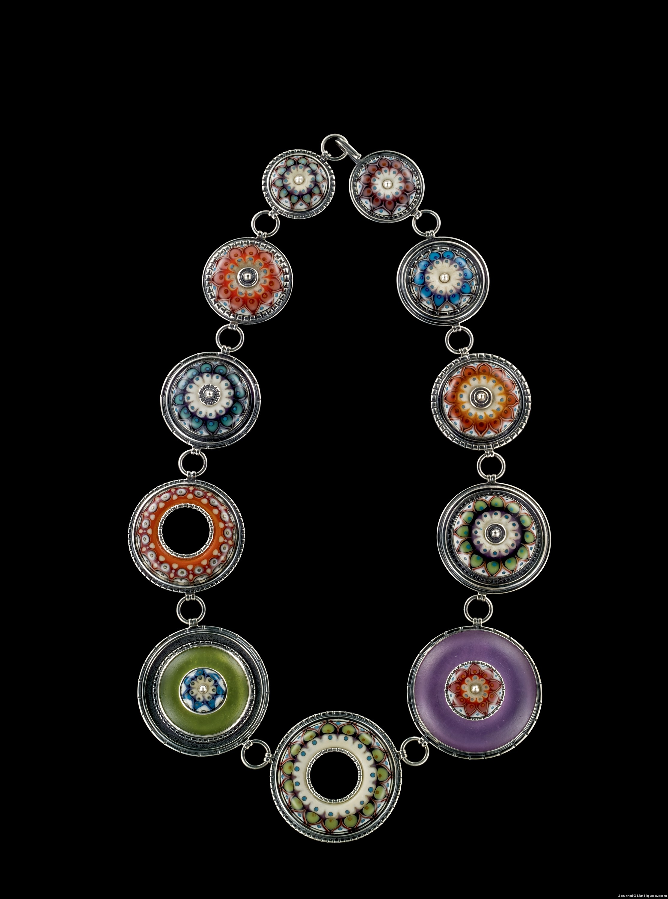 Corning Museum of Glass Features 3,500 Years of Glass Beads
