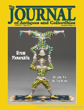 Journal of Antiques and Collectibles August 2013 Issue