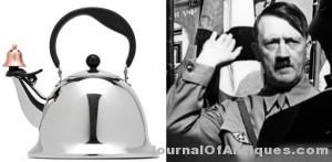Ken's Korner: Hitler in the news: teapot, aide's diary