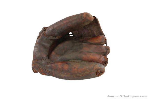 Jackie Robinson's glove, $373,002, Steiner Sports