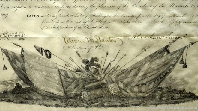 Ken's Korner: Lincoln document is found in a closet