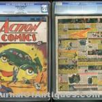 Ken's Korner: Superman wall find gavels for $175,000