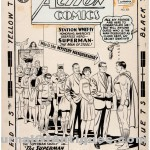 Original Comic Art Commands Continued Attention