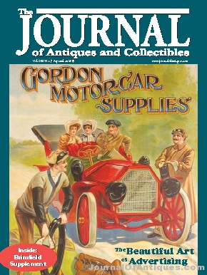 Journal of Antiques and Collectibles September 2013 Issue