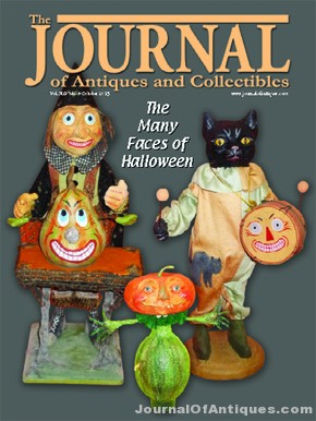 Journal of Antiques and Collectibles October 2013 Issue