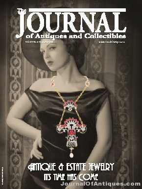 Journal of Antiques and Collectibles November 2013 Issue