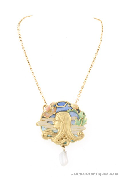 Antique and Estate Jewelry; Its Time Has Come