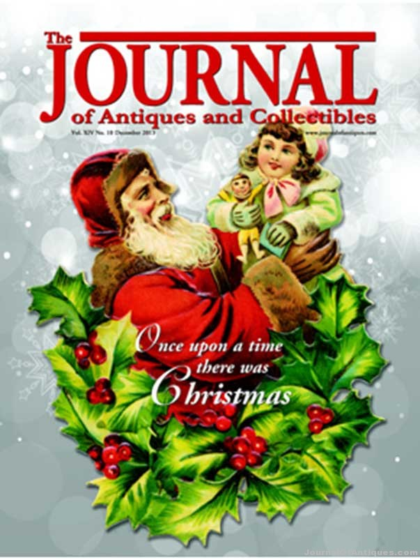 Journal of Antiques and Collectibles December 2013 Issue