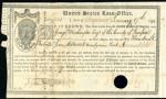 1792 Washington bond, $265,500, Archives Int'l