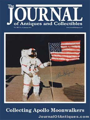 Journal of Antiques and Collectibles January 2014 Issue