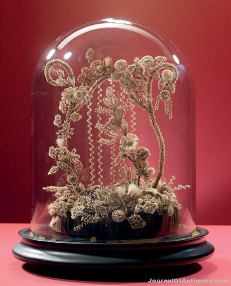 Mementos of Mourning - The Quintessential Folk Art