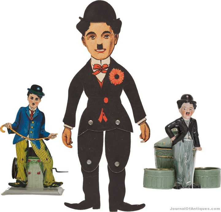 100th Anniversary of Charlie Chaplin's Screen Debut